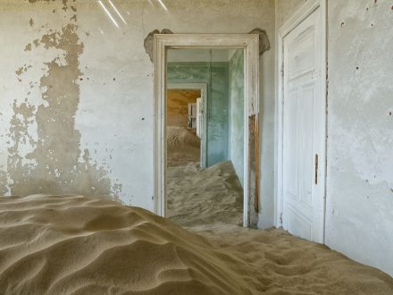 Men's Hostel, Kolmanskop - Christopher Rimmer
